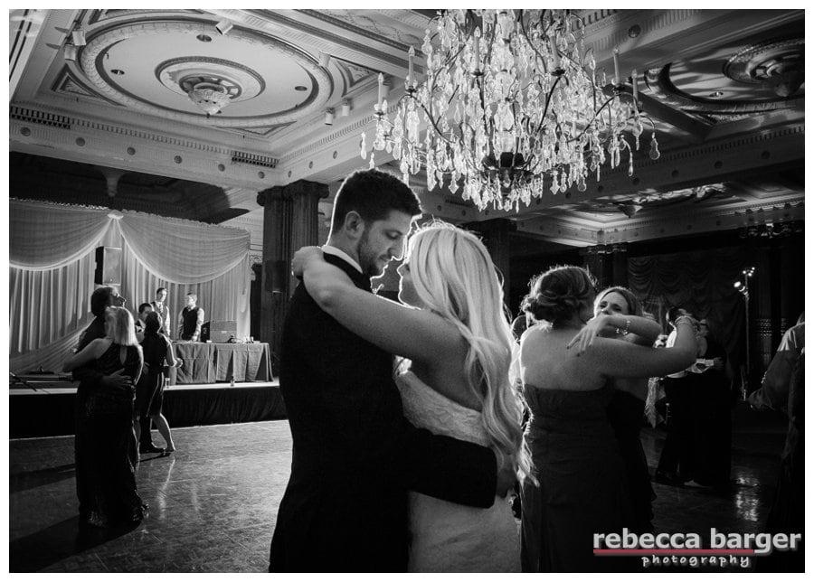 wedding reception finley catering