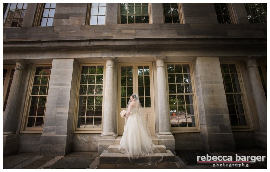 Gorgeous Sareh Nouri gown from Nicole Bridal, Jenkintown, Rebecca Barger Photography.