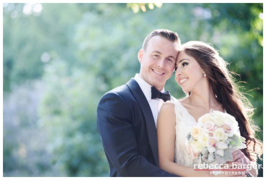 Olivia + James marry at Union Trust, Finley Catering, Rebecca Barger Photography.