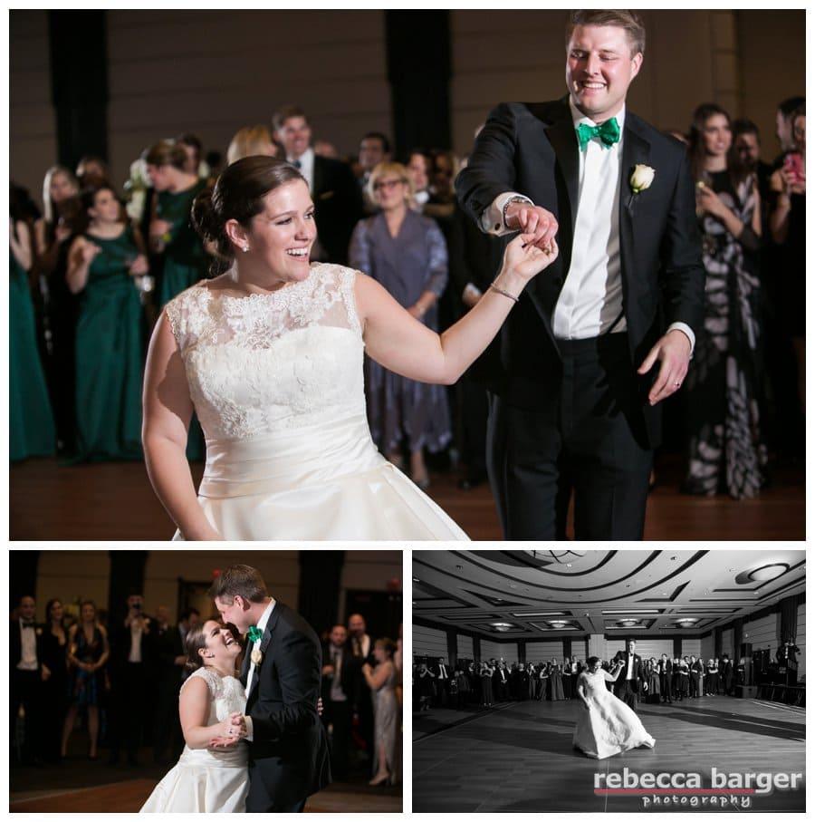 First Dance in the Regency Ballroom, Loews, Phila.