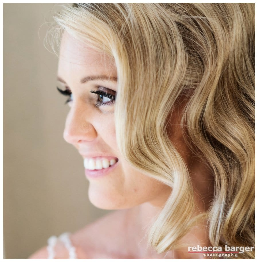 Beautiful bride, Claire, Anthony Wayne House wedding,