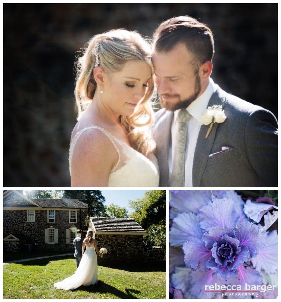 One last whisper before wedding ceremony, Anthony Wayne House.