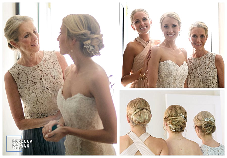 Glorious up-do's by Jill Kozar's Up Your Do, cosmetics by Dylan Michael Cosmetics.