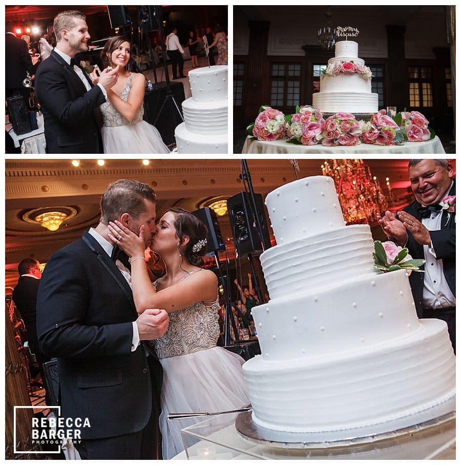 termini brothers bakery wedding cake