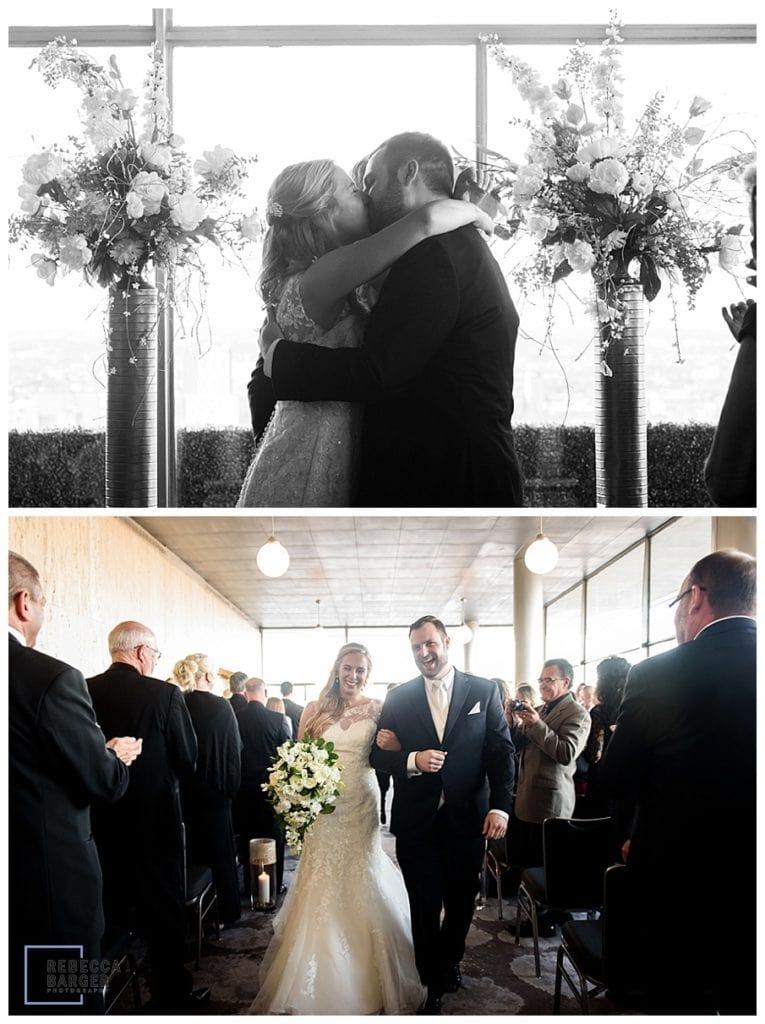 bride and groom kill